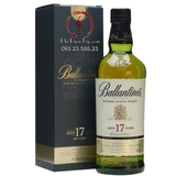 Rượu Ballantines 17 Years (700ml, 40%)