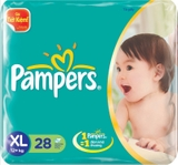 Pampers Tiết Kiệm XL 28S*8