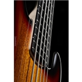 Squier Deluxe Jazz Bass, Sunburst_3