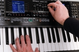Roland E-A7 Expandable Arranger Keyboard 13