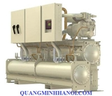Điều Hòa Chiller TRANE - Helical Rotary Liquid Chiller 60-150 Tons