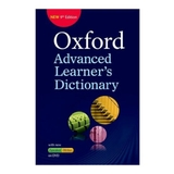 Oxford Advanced Learners Dictionary 9th