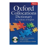 oxford collocations dict for student of eng 2e pk