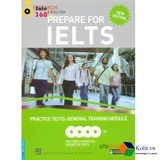 Prepare For IELTS General Training Practice (khổ lớn)