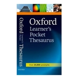 Oxford Learners pocket thesaurs