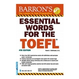 essential words for the Toefl (4th edition )