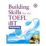 Building Skills For The TOEFL IBT(sách +8CD)