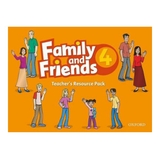 Family and Friends 4 Teacher Resource Pack