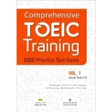 Comprehensive Toeic Training 1000 Practice Test Items Vol 1