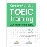 Comprehensive Toeic Training 1000 Practice Test Items Vol 2