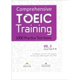 Comprehensive Toeic Training 1000 Practice Test Items Vol 3