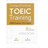 Comprehensive Toeic Training 1000 Practice Test Items Vol 4