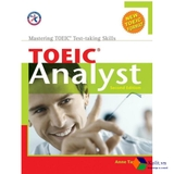 Toeic Analyst second edition +3CD