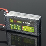Pin lipo 3S 11.1V 1200mAh 25C Lion Power