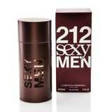 Nước Hoa Nam Carolina Herrera 212 Sexy Men 100ml