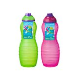 Combo 2 bình nước sistema 3745C12*2 700ml - New Zealand