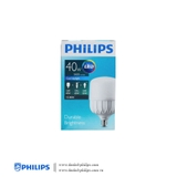 Bóng LED Bulb TForce Core HB 40W E27 - Philips