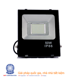 Đèn pha LED 50W chip SMD3528 - NationLED