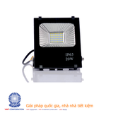 Đèn pha LED 20W chip SMD3528 - NationLED