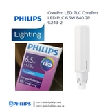 Bóng LED PLC 2 pin 6.5W G24d-2 Philips