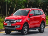 Ford Everest 2.0L Single Turbo Titanium AT