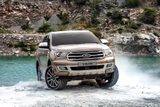 Ford Everest 2.0L Bi Turbo 4WD AT Titanium 2018