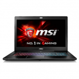 Laptop  MSI GS72 6QE (Ghost) 432XVN Stealth Pro (Black)