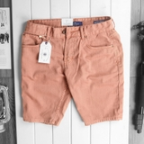 Quần short jean Dusty Tailor gạch nung (brick)