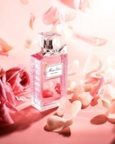 Miss Dior Rose N'Roses EDT 100ml - MADE IN FRANCE.