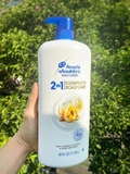 Dầu gội Head & Shoulders 2 in 1 Complete Scalp Care 1,18 lít - MADE IN USA.