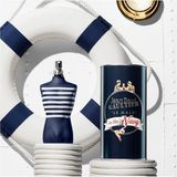 Jean Paul Gaultier Le Male In The Navy EDT 125ml - MADE IN FRANCE.