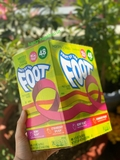 Kẹo dẻo cuộn trái cây Fruit by the Foot (48 gói) - MADE IN USA.