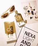 CK ONE GOLD EDT 100ml - MADE IN FRANCE