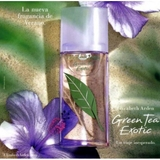 EXOTIC GREEN TEA E.A 100ml
