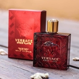 Versace Eros Flame EDP 100ml - MADE IN ITALY.