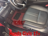 tham lot san honda civic