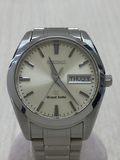 Grand Seiko DayDate Silver Dial Quartz Watch SBGT035