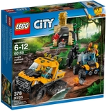 LEGO City 60159 Jungle Explorers Jungle Halftrack Mission