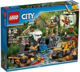LEGO City 60161 Jungle Explorers Jungle Exploration Site