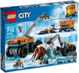 LEGO City 60195 Arctic Mobile Exploration Base