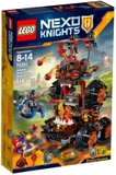 LEGO Nexo Knights General Magmar's Siege Machine of Doom 70321