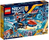 LEGO Nexo Knights 70351 Clay's Falcon Fighter Blaster