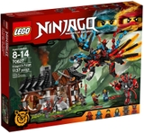 LEGO Ninjago 70627 Dragon's Forge