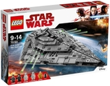 LEGO Star Wars 75190 - First Order Star Destroyer - Chiến Hạm Hủy Diệt First Order