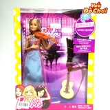 Búp bê violin Barbie DLG94