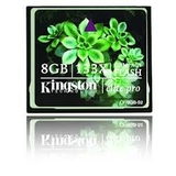 Kingston CF 8gb 133x