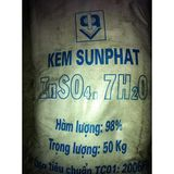 Zinc sulphate - ZnSO4.7H2O