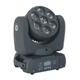 7 LED MOVING HEAD BEAM