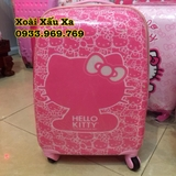VALI DU LỊCH HELLO KITTY
