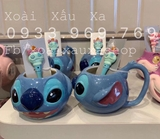LY SỨ 3D DISNEY STITCH, LOTSO